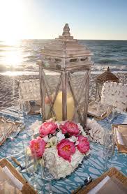 Beach Centerpieces For Wedding Reception by Wedding Reception Ideas Table Decorations Florida Beach Wedding