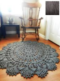 Crochet A Doily Rug In Fetticuini Pattern And Tutorial By Crochet