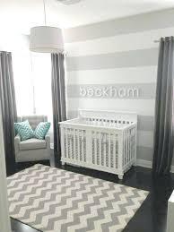 Grey And White Nursery Curtains Chevron Curtains Nursery Best Baby Room Curtains Ideas On Baby