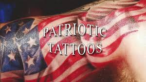 patriotic tattoos youtube