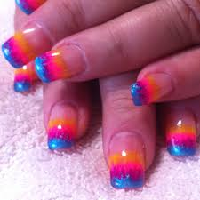 52 best images about nails on pinterest bright nail art bright