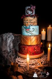 Wedding Cake Games Would You A Game Of Thrones Wedding Cake