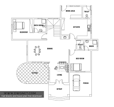 home design dwg download house plan european style two bedroom house plan dwg net cad