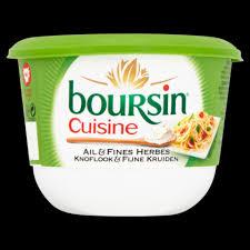 boursin cuisine boursin cuisine kruiden slag en kookroom