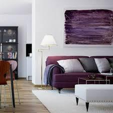 canape de couleur 80 idées d intérieur pour associer la couleur prune interior
