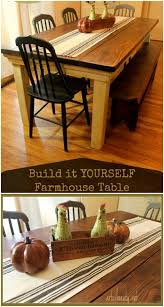 Kitchen Table Desk by 55 Gorgeous Diy Farmhouse Furniture And Decor Ideas For A Rustic