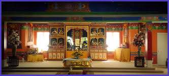 Temple Room Designs - temples shrines and altars