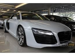 audi r8 2014 white audi r8 2014 fsi quattro 5 2 in kuala lumpur automatic coupe white