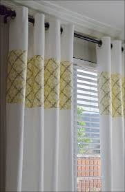 Gray Kitchen Curtains by Kitchen 84 Inch Curtains Grey And White Curtains Grey And Yellow