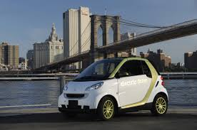 hertz will rent electric smart car fortwo