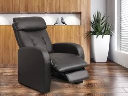 Chaise Longue Relax Lafuma by Fauteuil De Relaxation Tv Avec Fonction De Chaise Longue Noir