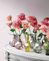 How To Grow A Bulb In A Vase Floral And Plant Favors To Diy For Your Big Day Martha Stewart