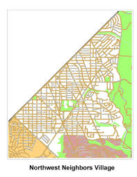 Washington Dc Neighborhoods Map by Northwest Neighbors Village Home