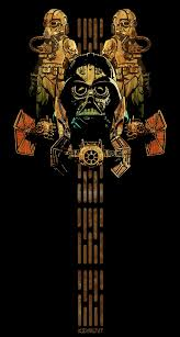 awesome star wars steampunk style art u2014 geektyrant