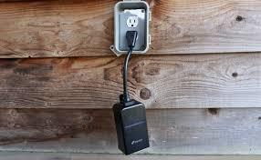 plug and play outdoor lighting how to upgrade your holiday lights with homekit for siri control