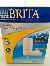 Brita Faucet Filter Coupon Brita Water Filters Ebay
