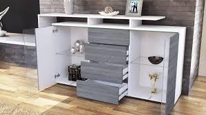 mobili credenza credenza moderna lecce madia con led mobile soggiorno di design