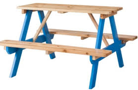 Kids Outdoor Picnic Table Target Com 50 Off Kids Wood Picnic Table Free Shipping All