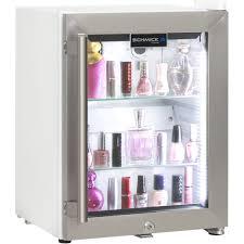 cheap glass door bar fridge mini bar glass door