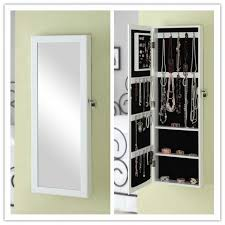 wall mirror jewelry cabinet wall mirror jewelry cabinet inovodecor home design and