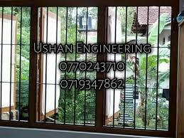 Sri Lanka Window Grill Designs