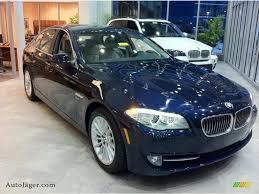 bmw imperial blue metallic 2011 bmw 5 series 535i xdrive sedan in imperial blue metallic