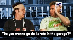 Step Brothers  Quotes For When You Just Met Your New Best Friend - Step brothers bunk bed quote