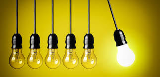 all new ideas are made of ideas