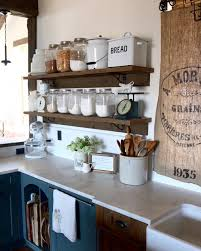 Vintage Inspired Kitchen by Where I Get My Kitchen Knick Knacks U2013 Birdie Farm