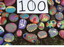 100 days rock garden at kidsfirst belfast