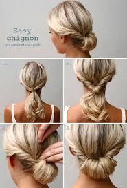 a quick and easy hairstyle i can fo myself 9 super simple lazy girls hairstyle hacks that you should try