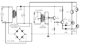 audio light modulator electronics circuits u0026 hobby