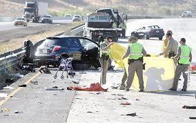 two dead in 5 freeway crash in gorman l a now los angeles times
