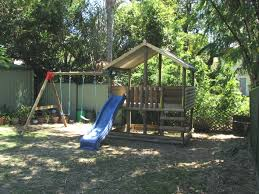 Fort Lytton Diy Flat Pack  Extra For Swing Set I Like - Backyard fort designs