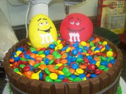 m u0026 m tub cakecentral com