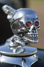 skull ornament badass rods badass