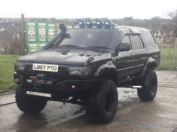 old toyota lifted toyota surf cars for sale gumtree