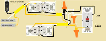 pigtail wiring outlets in series wiring diagrams