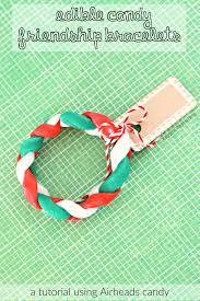kids craft candy friendship bracelets with airheads friendship