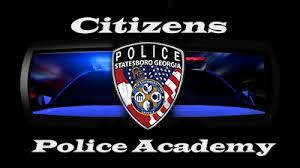 applications available for 2017 spd citizens police academy all
