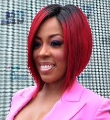 k michelle bob hairstyles k michelle s hottest hair moments