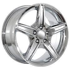mercedes 17 inch rims 17 inch chrome amg replica mercedes wheels rims photo on
