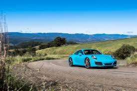 blue porsche 2017 what kind of dream car can you get for 50 000 the verge
