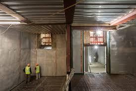 knowles london basement construction eaton square