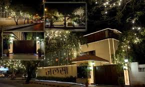 celebrity homes in india the jigsaw amitabh bachchan s jalsa house