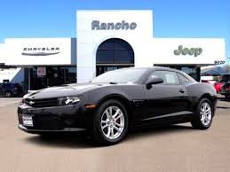 2014 dodge camaro pre owned 2014 chevrolet camaro ls one owner clean coupe in san