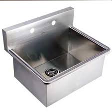 stainless steel laundry sink whitehaus collection noah s collection 16 1 2 in stainless steel