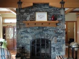decorating vintage rumford fireplace with chimney for family room