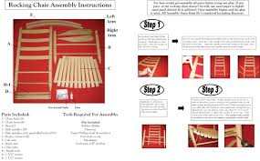 Rocking Chair Tab Knowledge Center Dixie Seating Company