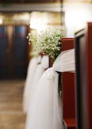 Wedding Decoration Church Ideas by Simple Wedding Church Decor The Norwegian Diy Wedding Blog